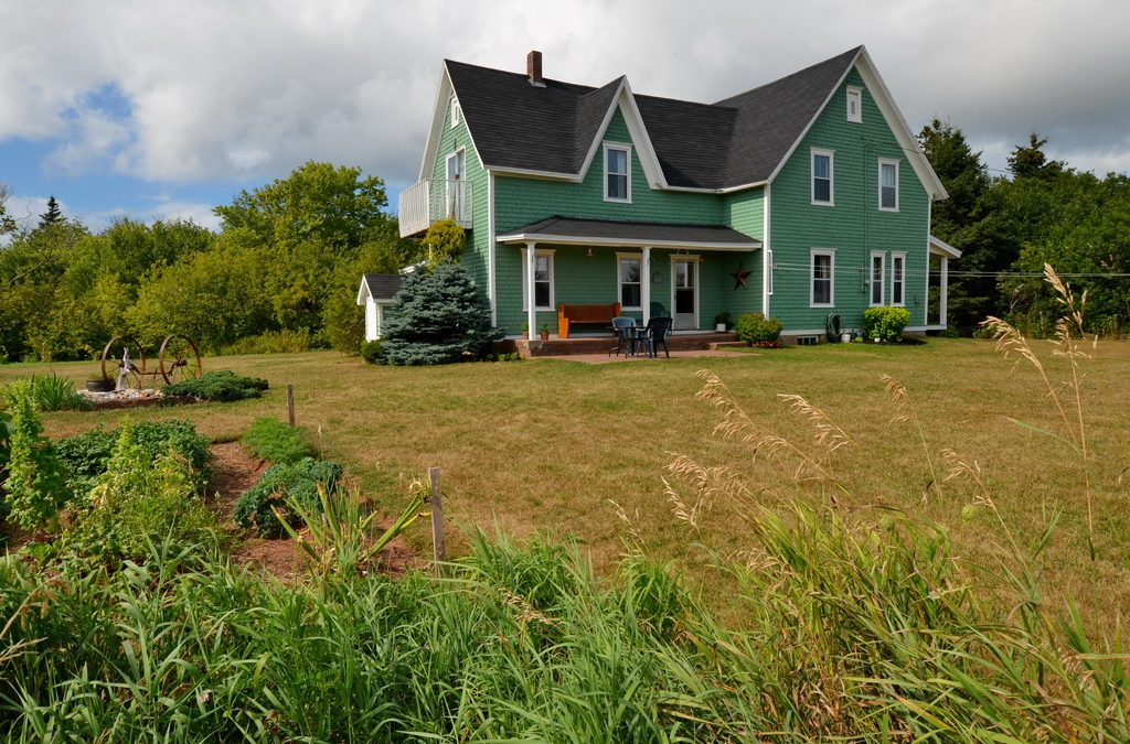 Large Water Front Acreage – 269 Kelly Road