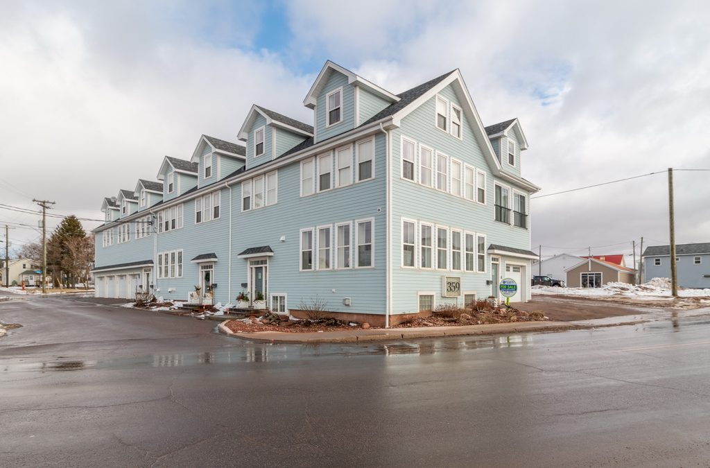 Water View Condo Available For Sale on Prince Edward Island