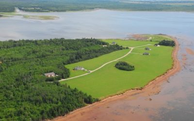 Waterfront Beach Lot, Sunbury Cove, Prince Edward Island