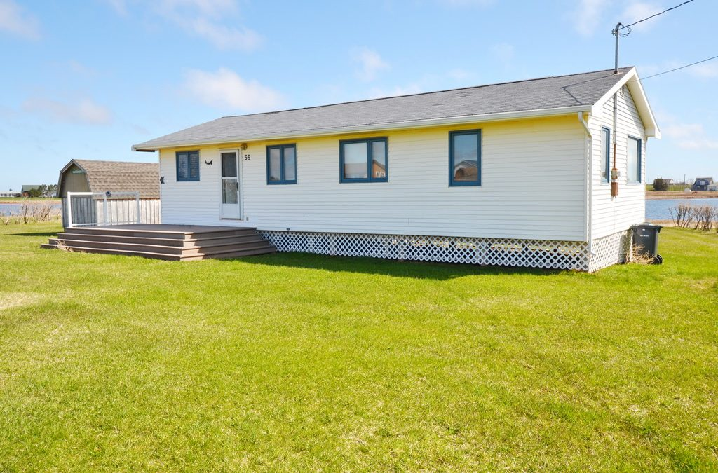 SOLD PEI Waterfront Cottage For Sale