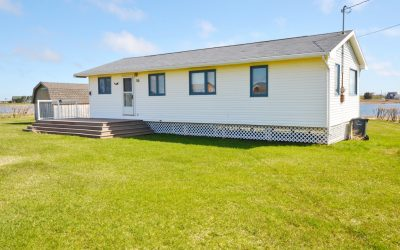 PEI Waterfront Cottage For Sale