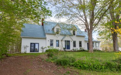 Prince Edward Island Acreage Available!