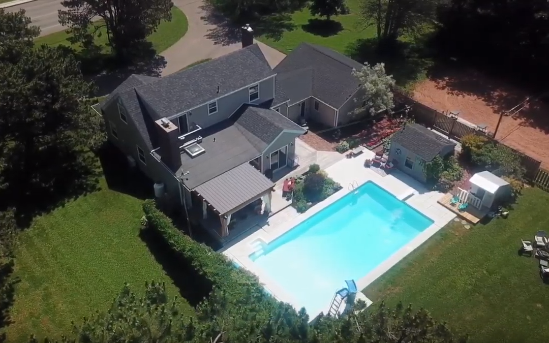 Stunning, Summerside Home complete with In-Ground Pool and Volley Ball Beach Court!