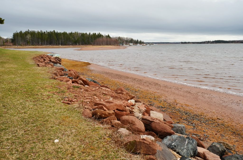 Waterfront Acreage Package Available on PEI!
